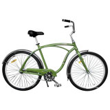 Man Beach Cruiser Bicycle