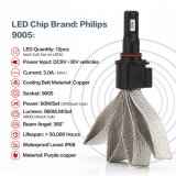 9005 60W 4800lumens Philips LED Headlight Kits for Car