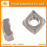DIN928 Stainless Steel Square Weld Nut