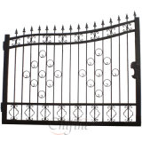 Customized High Quality Wrought Iron Fence / Gate