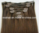 Full Head Brazilian Remy Clip in Hair Human Hair Extension