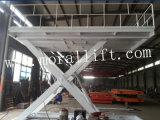 Heavy Duty Hydraulic Stationary Scissor Lift Platform with CE