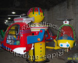 Airplane Rotation Amusement Machine for Kids