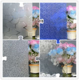 3mm, 4mm 5mm, 6mm Clear Figured Glass, Clear Patterned Glass