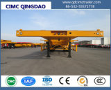 Cimc 3 /4 Axles Freight Agency 53FT Chassis Trailer