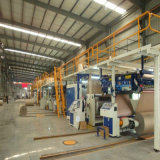 Automatic High Speed Corrugated Cardboard Production Line for Carton Machine
