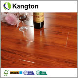 High Gloss Laminated Wood Flooring (laminate flooring)