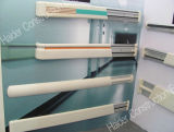 Hospital Handrail with Wall Guard Protection