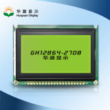 2.7 Inch 128X64 LCD Module with Ks0107 Controller