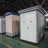 Power Distribution Equipment Prefabricated Compact Electrical Transformer Substation