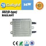 AC HID Ballast 55W, HID Slim Ballast, 2 HID Replacement Ballast Xenon Lights Xenon HID Replacement 12V 35W S02 Ballast Universal