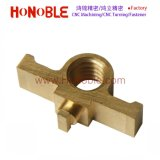 Precision CNC Machining/Machinery/Machined Brass Parts with Threaded