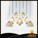 Restaurant Good Quality Decoration Glass Pendant Light (AP9011-12L)