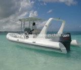 Liya 3.3m-8.3m Luxury Yacht Tender Rib Hypalon/PVC Inflatable Boat Price