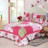 Washable Bedding Set 100% Cotton Plaid Quilts