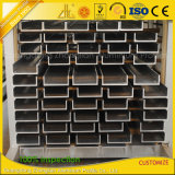 Customzied Extruded Industrial Aluminum Extrusion T/ L /U/ I Channel