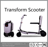 2017 Fashion Mini Multifunctional Disabled Electric Mobility Scooter Imoving X1 with Ce Certificate