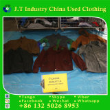 Best Quality Men Used Winter Clothes Men Woolen Coat in Bales