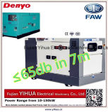 20kw/25kVA Denyo Super Silent Diesel Generator with Fawde-Xichai Engine-20170912h