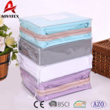 65-85GSM Polyester Microfiber Stock Bed Linen Sheet Set for Sale
