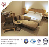 Modern Hotel Furniture of Bedroom Set with Armchair (YB-S-16)