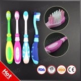 FDA Approved Baby Toothbrush with Super Soft Bristle and OEM Logo