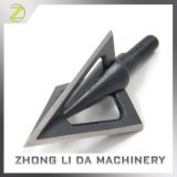 G5 Custom Made CNC Machining Outdoor Hunting Detachable 100grain Arrow