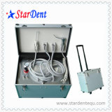 Portable Dental Chair of Oilless Dental Unit