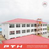 Light Steel Structure as Prefabricated Villa House