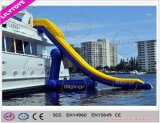 Hot Sell Customized Inflatable Yacht Water Slide for Seacraft (AWP-004)