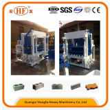 Intelligent Control PLC Concrete Brick Machine (QT4-15C)
