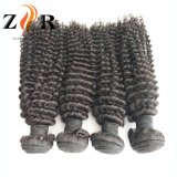 Indian Human Natural Remy Hair Short Curly Styles Hair Weave