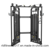 Dual Adjustable Pully, Fts Glide, Fitness Gym Club Equipment