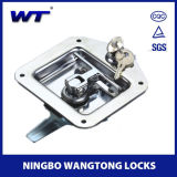 Wangtong Top Security Stainless Steel Truck Body Door Lock