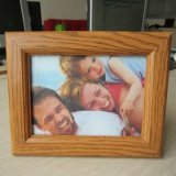Wholesale Multi Size Custom Wooden Photo Picture Frame