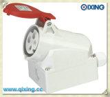 European Standard Cee Industrial Socket (QX105)