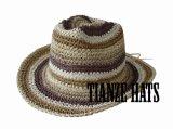 Crochet Paper Bucket Hat