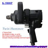 Heavy Duty Twin Hammer Air Impact Wrench Air Gun Torque Wrench Industrial Air Tool