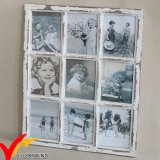 Handmade Fsc Vintage Shabby Chic Wood College Photo Frame