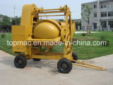 2015 Hot Diesel Tilting Drum Concrete Mixer