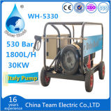 500bar Washer Stainless Steel Vessel Cleaning Washer