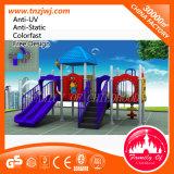 Amusement Slide Outdoor Playground Set for Kids