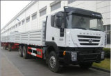 Iveco Genlyon Cargo Truck with Full Trailer