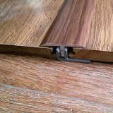 15mm Laminated Flooring T Moulding PVC Wearable Profiles
