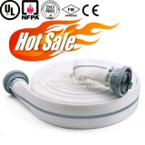 Double Jacket Canvas Fire Sprinkler Flexible Hose PU Pipe