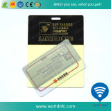 Non-Standard 13.56MHz S50 RFID PVC Plastic Smart Card