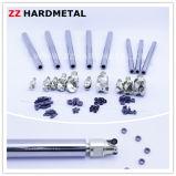 Tungsten Carbide Shank with Thread (carbide rods)