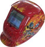 Skeleton Picture Power Auto Darken Welding Helmet