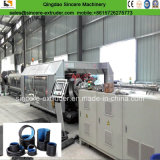 HDPE PE Double Walled Corrugated Pipe Extruding Production Line