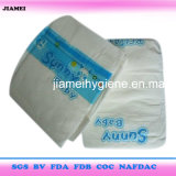 Supplier of High Quality Sunny Baby Diapers with Leakguards
